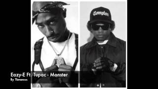 01 - Monster - Eazy-E Ft. Tupac Shakur | Remember The Dayz