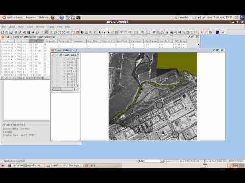 gvSIG - DielmoOpenLiDAR: LiDAR project manager