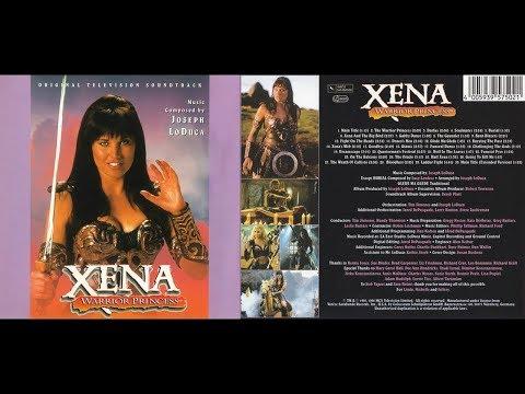 Joseph LoDuca - The Warrior Princess (Xena: Warrior Princess OST)[Lyrics]
