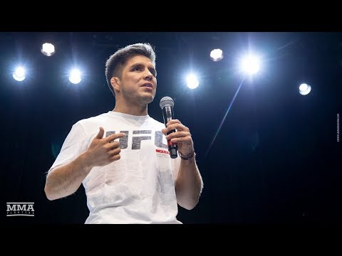 UFC 227: Henry Cejudo Compares Demetrious Johnson's Greatness To LeBron James