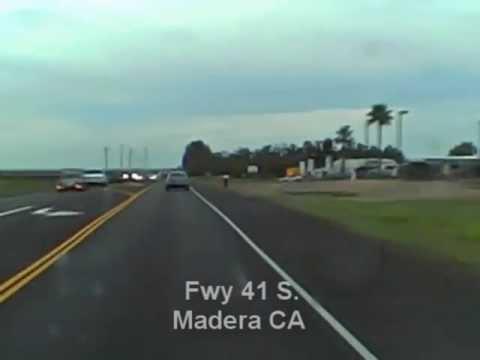 From Madera to Fresno California