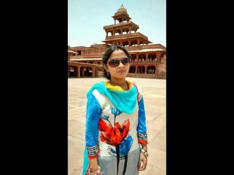 Visiting at agra,fatrhpur sikri and mathura