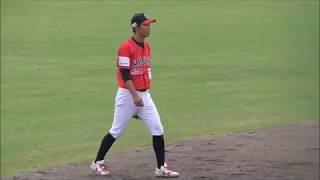 高知ファイティングドッグス 日高優斗選手(2018/06/08)