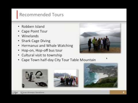 Cape Town with Tom Cline