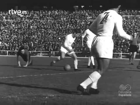 ECCC-1956/1957 Real Madrid - Rapid Wien 2-0 (13.12.1956)