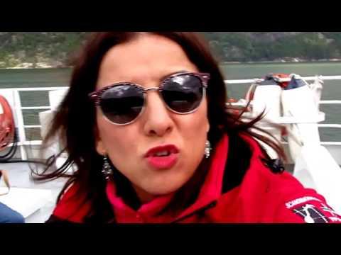 Norway-Norveç-Ulvik-EidFjord Tekne Turu( Fiyort turu-3) with English Subtitle