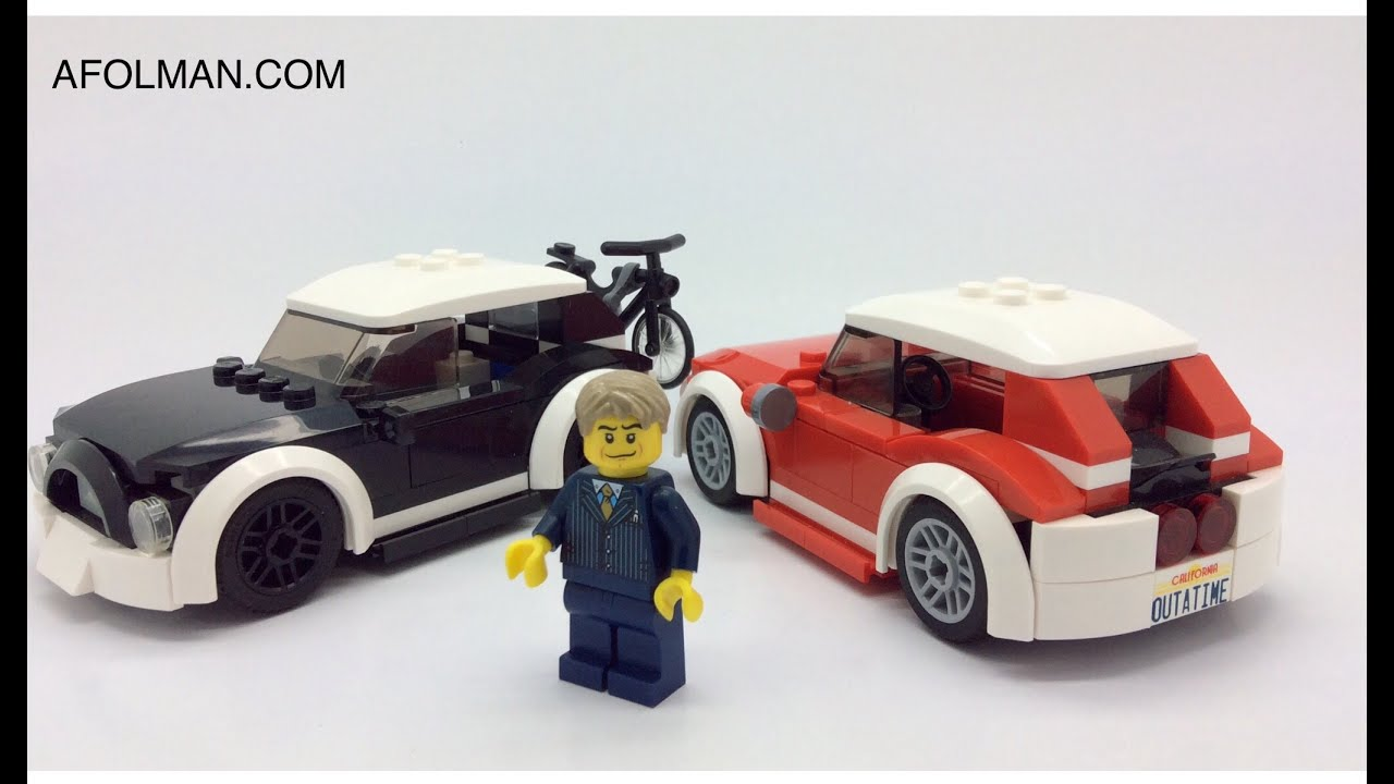 Tutorial Moc Lego Car Youtube