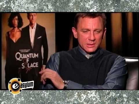 E-Asylum Segment - Quantum Of Solace - Director & Cast Pt ...
