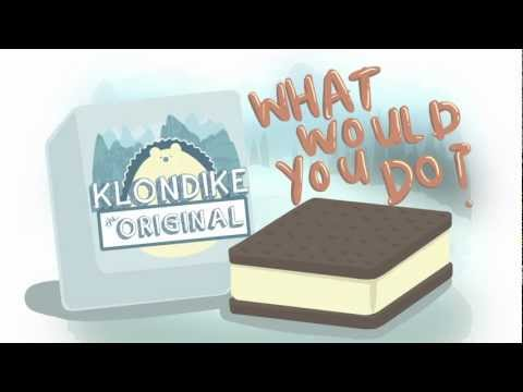 Klondike Bar Animation