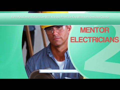 Mentor Professional Electricians - (440) 290-5226