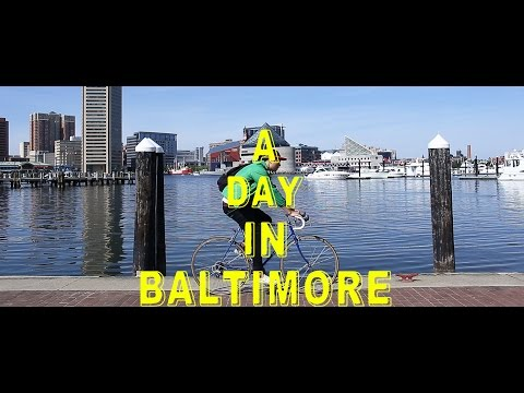 A Day In Baltimore