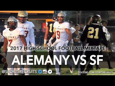 Alemany vs San Fernando HS Football Highlights: Friday Night Lights @SportsRecruits Mix