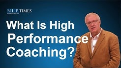 What Is High Performance Coaching?