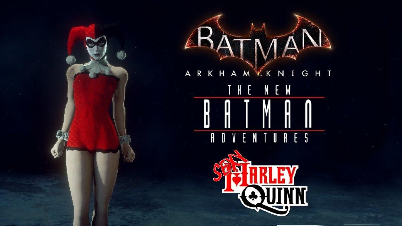 SKIN; Batman; Arkham Knight; Sexy Classic Harley Quinn ...