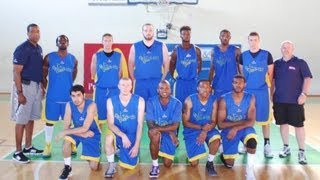2012 Europe Summer League Game #3 - July 10, 2012 - PSM All-Stars (76) vs Perugia (ITALY) (67)
