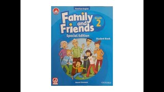 Tiếng anh thiếu nhi Bài 7 Giáo trình Family and friends grade 2 special edition