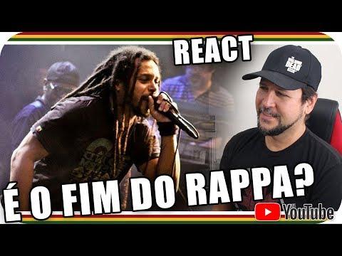 Baixar MARCELO FALCÃO - O FIM DO RAPPA? Reggae Rap Funk Rock Reagindo React Reação