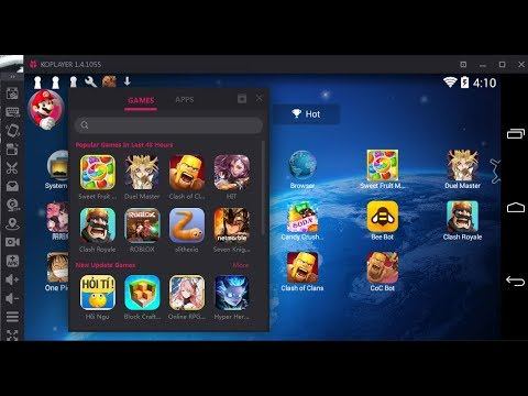 How To Play Clash Of Clans In PC Or Laptop.