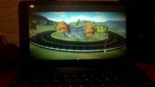 Планшет BRAVIS WXi89   тест игры Bus Driver