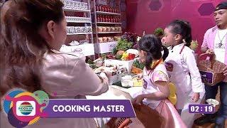 SERU!!! Seda dan Chiellyn Mengambil Bahan-Bahan Masakan | Cooking Master