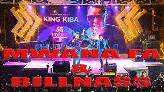 LIVE :FUNGA MWAKA NA KING KIBA , MWANA FA NA BILLNASS