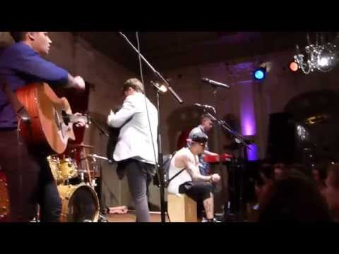 Rixton - Numb / Ignition / Thong Song / She will be loved [Bush Hall, 9/7-2014]