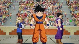 Baixar Dragon Ball FighterZ | Gameplay Multiplayer | Son Goku, Son Gohan, n18