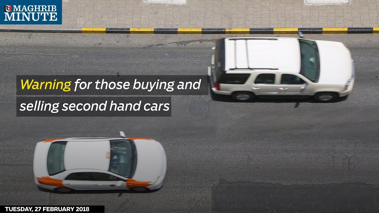 Buying Second Hand Cars Oman