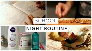 School Night Routine 2017 | WorldOfVicky