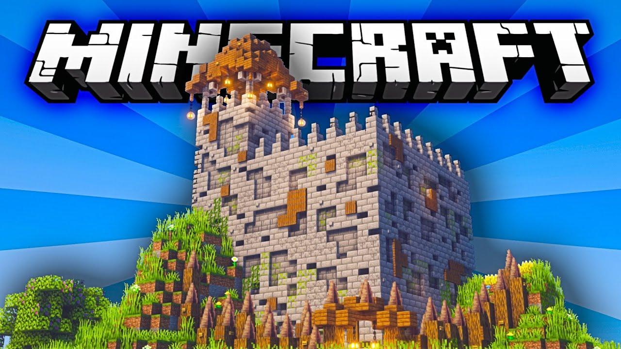 Minecraft: Castle Idea #Shorts