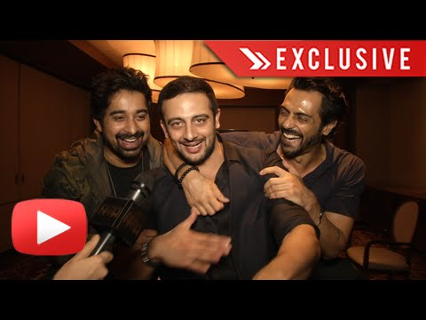 Interview: Arjun Rampal, Rannvijay Singha And Arunoday Singh Talk About Their Siachen Expedition
