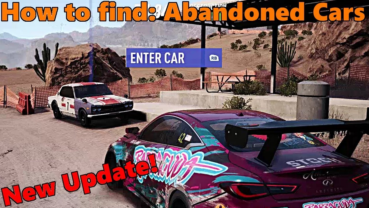 34ae8050df1 Need For Speed Payback | NEW UPDATE! How to Find and Save ABANDONED CARS!!  Hakosuka GTR Gameplay