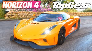 Forza Horizon 4 : Koenigsegg Regera