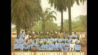 Gambar cover L'ensemble instrumental national du Mali   Epopeé Bambara  Dah Monzon Diarra