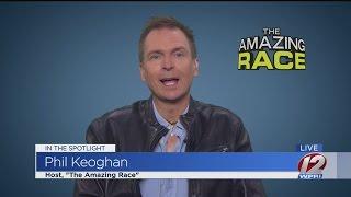 'The Amazing Race' host talks new season