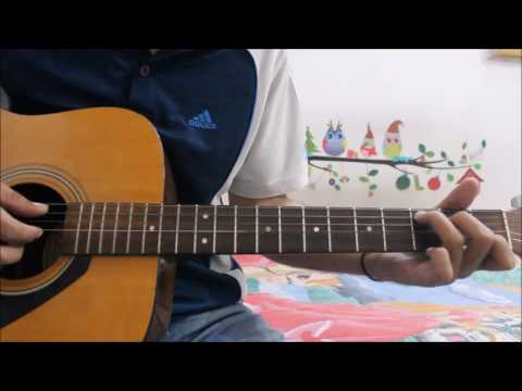 Singing With Guitar At Same Time - Beginners Top problem - Hindi Guitar lesson explained