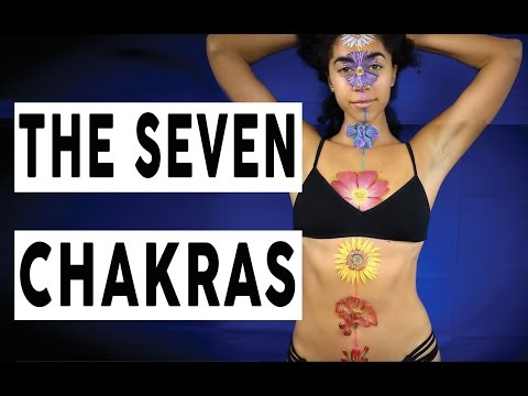 The 7 Sacred Chakras - Are you Channeling or Blocking Your Potential