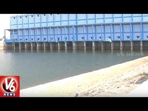 Mission Bhagiratha Works At Brisk Pace In Ramagundam   Peddapalli District   V6 News