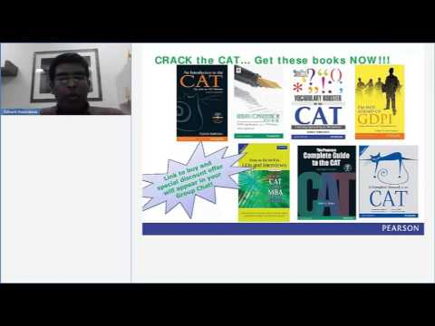 CAT 2014 - Getting started with your preparation by Sidharth Balakrishna