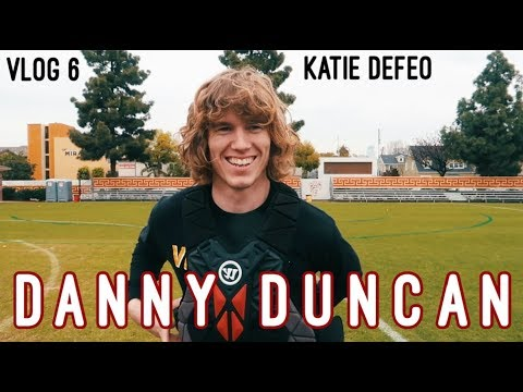 Playing Lacrosse with DANNY DUNCAN!!