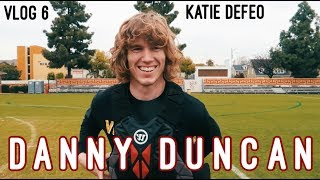 Playing Lacrosse with DANNY DUNCAN!! Video
