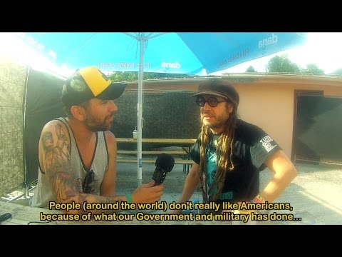 Punk Rock Holiday coverage plus Nuno (A Wilhelm Scream) + Keith Morris (FLAG/OFF!) interviews PRH1.6