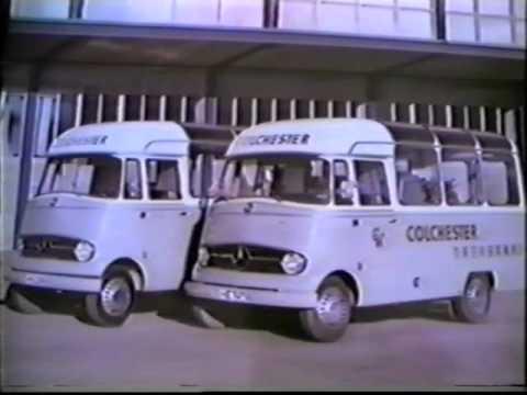 The Colchester Lathe Company - A Bit Of History