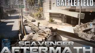 BF3 Aftermath Scavenger [PC Exclusive Gameplay]