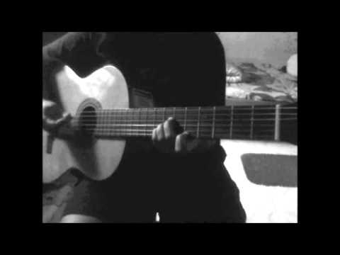 Laskar Pelangi by Aprill (Guitar Cover)