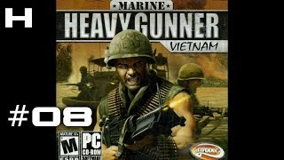 Marine Heavy Gunner Vietnam Walkthrough Part 08