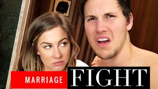 MARRIAGE FIGHT IN BRUSSELS!!! | Shawn + Andrew