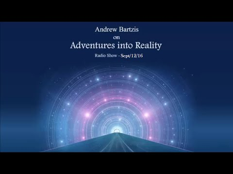 Adventures into Reality Sept-12-16