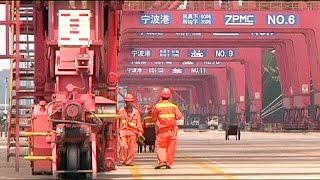 ارتفاع صادرات الصين في حزيران يتجاوز التوقعات – economy  13-7-2015