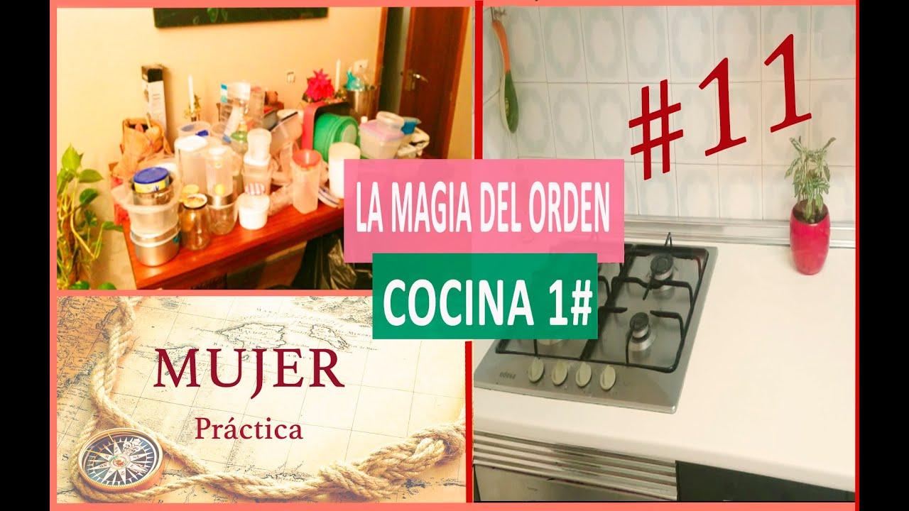 Ordenar cocina con el m todo konmarie 11 youtube for La cocina de seve